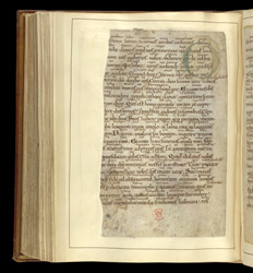 Rule of St Benedict and the Regularis Concordia f.118v